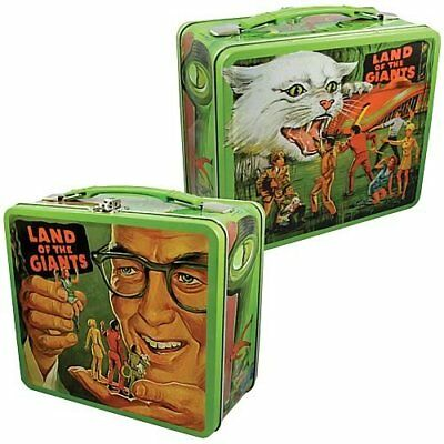 Land of the Giants TV Series Full Size Reproduction Lunch Box