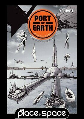 Port Of Earth Vol 01 - Softcover