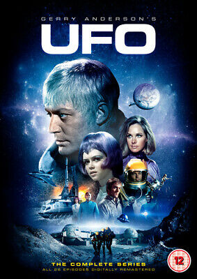 UFO: The Complete Series DVD (2018) Ed Bishop ***NEW***