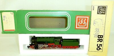 G8 KPEV 2721 Steam Locomotive BR 56 TT 1:120 Original Box Manual BTTB 2231 Mint