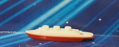 Dairy Queen Original DQ Party plastic boat whistle Vintage 1960'S