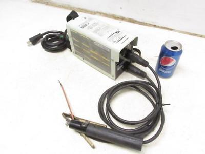 Chicago Electric 91110 Inverter 2500LV Mini 80 Amp Arc Stick Welder 120 Volt