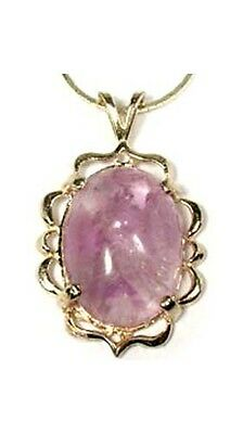 17thC Antique 21ct Scotland Amethyst Roman Legionary Talisman Sterling Pendant