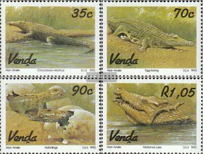 Topical Stamps Venda Block8 Mint Never Hinged Mnh 1992 Bienenarten Africa