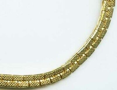 "17"" Hi-Quality USA 24kt Gold THICKLY Plated Ancient Ancient Balkan Varna Thrace"