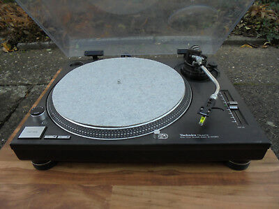 Technics SL 1210 Mk II works fine with Ortofon Nightclub