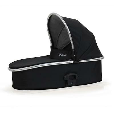 Babystyle OYSTER 2 / Oyster MAX capazo (Negro)