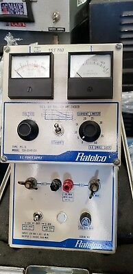 Ratelco Power Supply