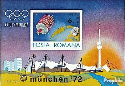 Romania block98 (complete issue) unmounted mint / never hinged 1972 Summer
