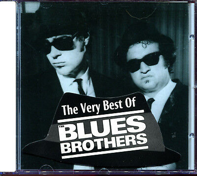 The Bues Brothers - The Very Best Of - Cd Album