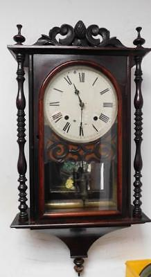 a usa wall clock for restore