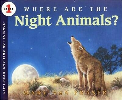 Where Are the Night Animals? (Paperback or Softback)