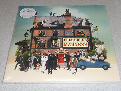 Madness - Full House - The Very Best Of - 4LP 180g Vinyl // Neu &OVP // POP-UP