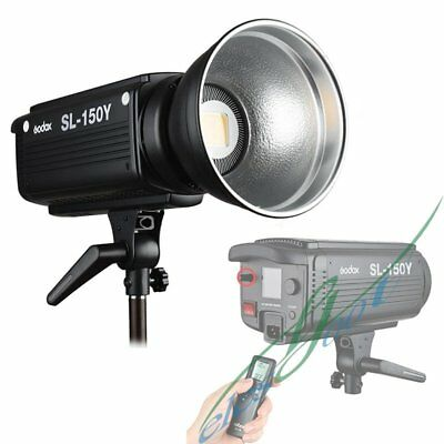 GODOX LED SL-150Y 150W Photography Studio Video Light Yellow Version 3300K【US】