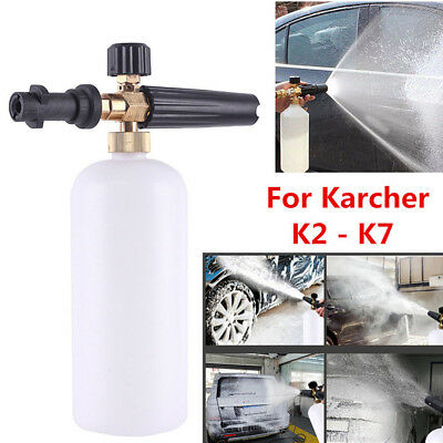 High Quality Durable NEW Car Foam Gun Lance Cannon Pressure Washer