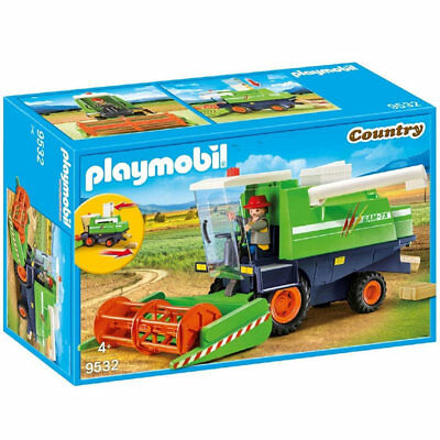 PLAYMOBIL Combine Harvester - Country 9532