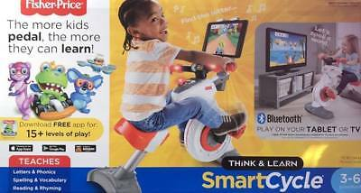 Fisher Price Smartcycle New In Box