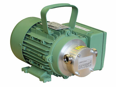 Impellerpumpe 15l/min 400V mit NBR-Impeller