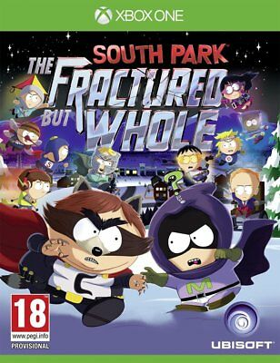 South Park: The Fractured But Whole (Xbox One)  NEW AND SEALED - QUICK DISPATCH