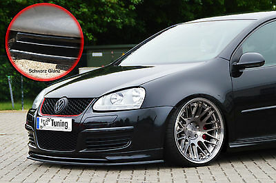 cup spoilerlippe vw golf 7 gti lippe frontspoiler spoiler. Black Bedroom Furniture Sets. Home Design Ideas