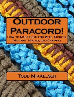Paracord How To Make The Best Bracelets Lanyards Key Chains