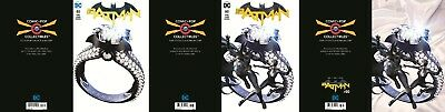 Batman #50 Mike Mayhew Comic Pop Exclusive Variant Set! 3000 1500 1000 Virgin