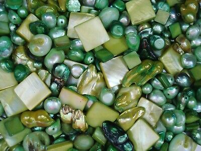 Glass Pearl Beads Mix Colours 50g (Range1) Jewellery Jewelry FREE POSTAGE