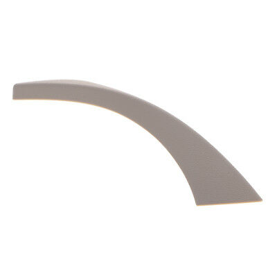 Right Inner Door Panel Handle Outer Trim for 04-12 BMW E90 3-Series Gray