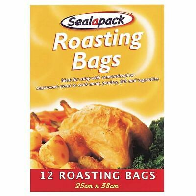 25x38cm Large Oven Roasting Bags Microwave Cooking Meat Chicken Turkey Fish
