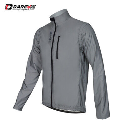 Jacket Windproof Reflective Convertable Darevie DVA087 X-Large