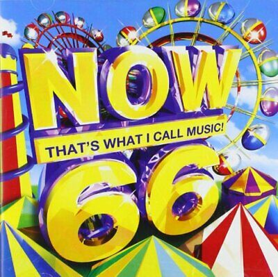 Various Artists - Now That's What I Call Music! 66 - Various Artists CD NUVG The