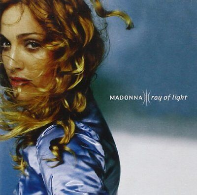 Madonna - Ray Of Light (U.S. Version) - Madonna CD JSVG The Fast Free Shipping
