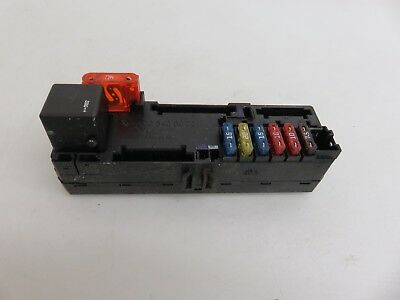mercedes benz w208 relay fuse box unit fits clk320 clk430 clk55 98 rh picclick com