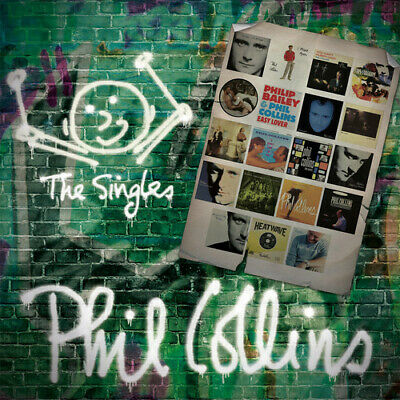 Phil Collins : The Singles VINYL (2018) ***NEW***