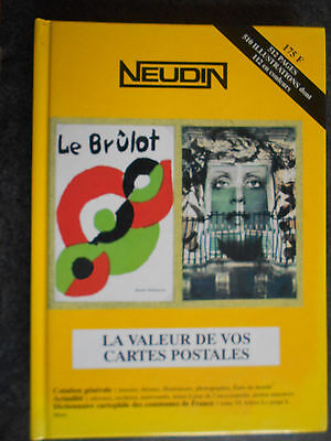 Catalogue Neudin 1998 - Argus Des Cartes Postales