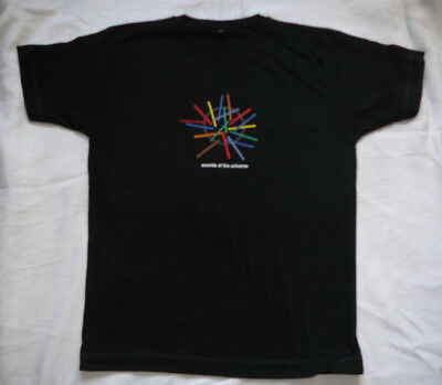 Depeche Mode Size Small Sounds Of The Universe Promo   Shirt