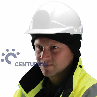 Centurion Universal Fleece Hard Hat Liner Thermal Safety Helmet Cold Protection