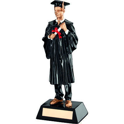 Graduation Awards - Male & Female - Free Engraving & Delivery