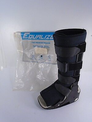 Equalizer Ankle Foot Leg Immobilizer Boot Size M/L Medical Supply