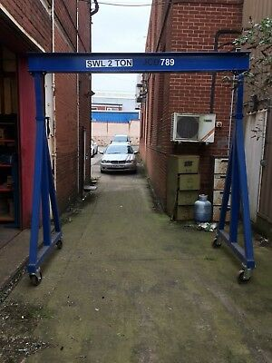 2 Ton A Frame Gantry FOR HIRE