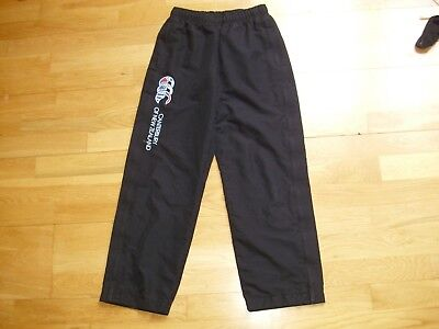 CANTERBURY Uglies stadium pants black age 10 excellent condition