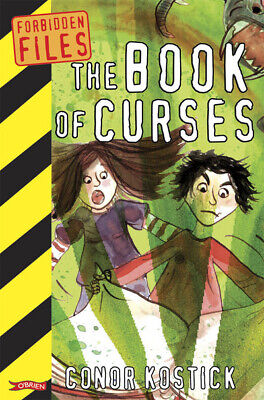 Forbidden files: The book of curses by Conor Kostick (Paperback / softback)