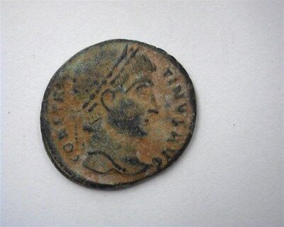 Constantine I The Great 307-337 A.d. Ae 3 -Rev. Wreath-Choice About Uncirculated