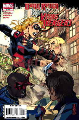 Dark Reign: Young Avengers #5 FN; Marvel | save on shipping - details inside
