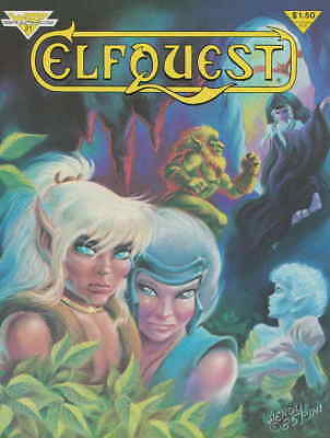 Elfquest #21 VF/NM; Warp | save on shipping - details inside