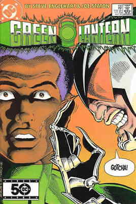 Green Lantern (2nd Series) #190 VF; DC | save on shipping - details inside