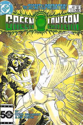 Green Lantern (2nd Series) #191 FN; DC | save on shipping - details inside