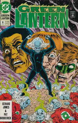 Green Lantern (3rd Series) #8 VF/NM; DC | save on shipping - details inside