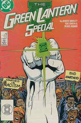 Green Lantern (2nd Series) Special #1 VF; DC | save on shipping - details inside