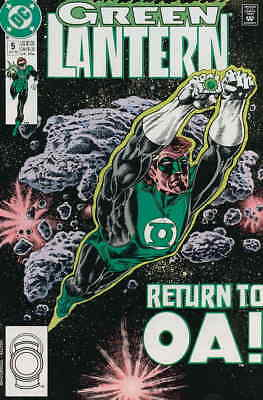 Green Lantern (3rd Series) #5 VF/NM; DC | save on shipping - details inside